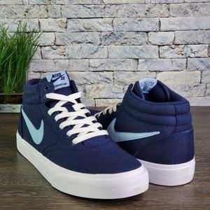 New Nike SB Charge Mid Canvas
